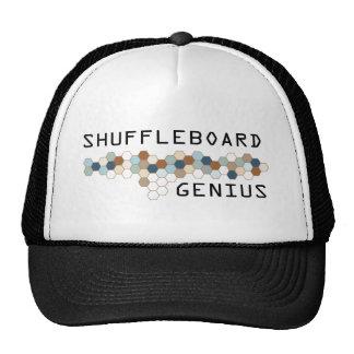 Shuffleboard Genius Hat