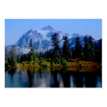 Shuksan Reflections Business Card Templates