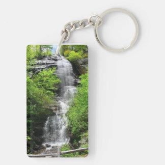 Shunkawauken Falls Keychain
