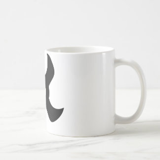 shuriken black ninja star coffee mugs