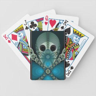 Shush Bicycle Playing Cards