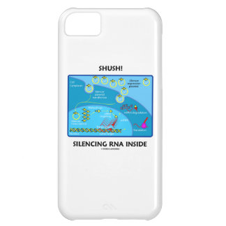 Shush Silencing RNA Inside iPhone 5C Covers