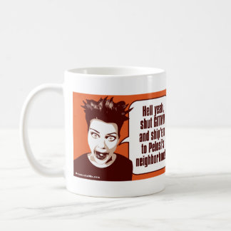 Shut Gitmo - Sarcastic Mugs