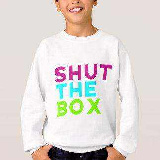 Shut The Box Logo Sweatshirt