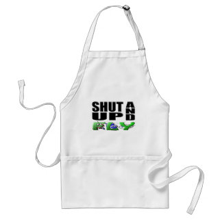 SHUT UP AND FLY (Aircraft) Aprons