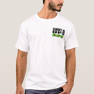 SHUT UP AND PLAY (Football) T-Shirt