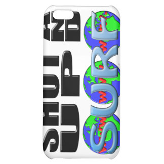 SHUT UP AND SURF www iPhone 5C Cases