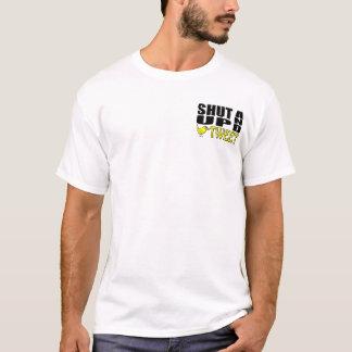 SHUT UP AND TWEET (Birdie) T-Shirt