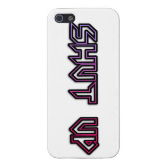 Shut up awesome iphone 5/5s case