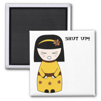 Shut up geisha - Magnet