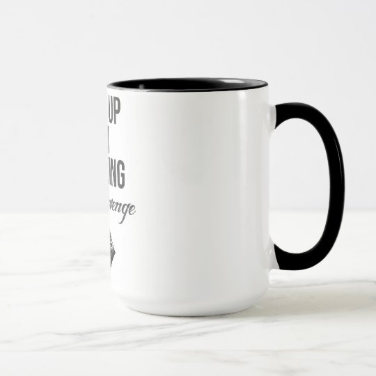 Shut Up I'm Thinking - Otto's Revenge Coffee Mug