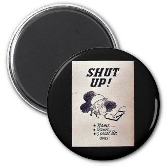 Shut Up! Magnets