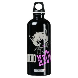 Shutcho Meowth - Rude Kitty Water Bottle