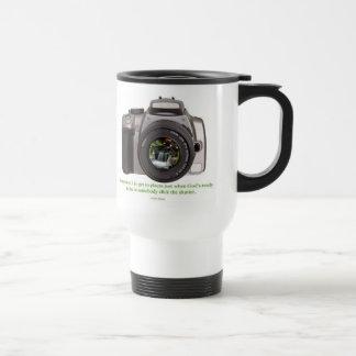 Shutter Click Travel Mug