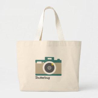 Shutterbug Canvas Bag