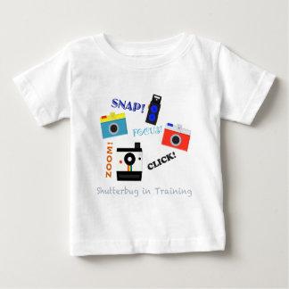 Shutterbug in Training Baby T-Shirt