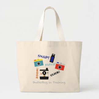 Shutterbug in Training Tote Bag