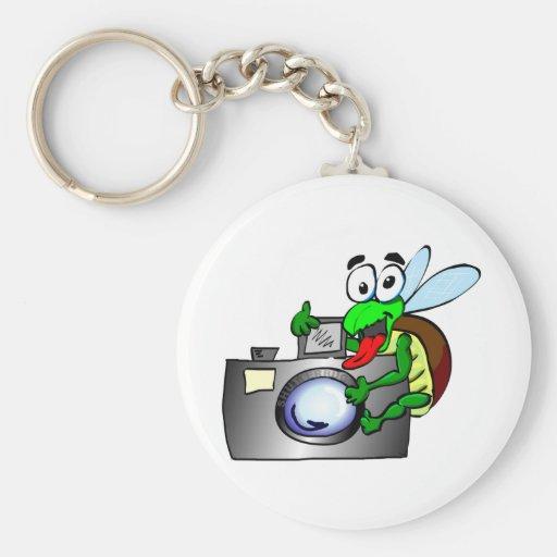 Shutterbug Keychain