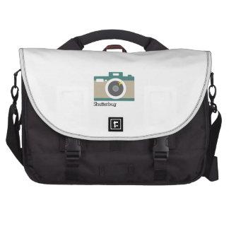 Shutterbug Laptop Shoulder Bag