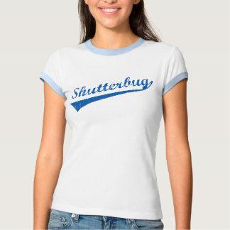 Shutterbug Ringer T-shirts