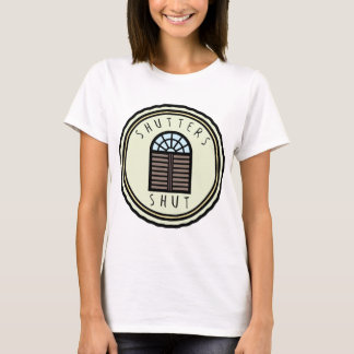 shutters hi res T-Shirt
