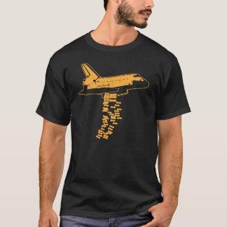 Shuttle Bomber T-Shirt
