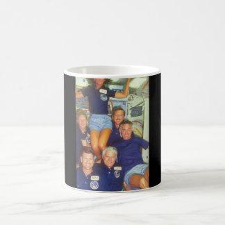 Shuttle crew. (crew_Space Coffee Mug
