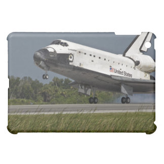 Shuttle Endeavour landing Kennedy Space Center iPad Mini Covers