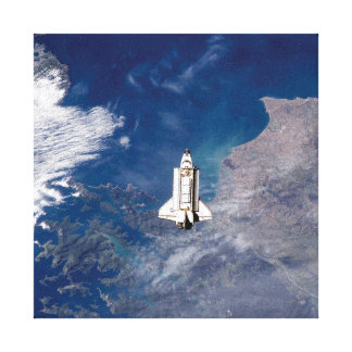Shuttle Endeavour STS-113 Gallery Wrapped Canvas