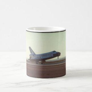 Shuttle landing_Space Coffee Mug