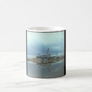 Shuttle reflection_Space Coffee Mug