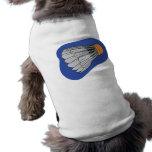 Shuttlecock Doggie T Shirt