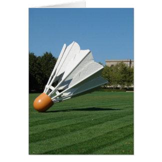 Shuttlecock, Kansas City Public Art Card