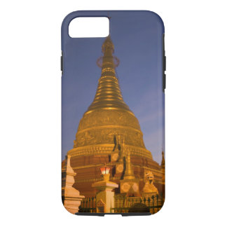 Shwe Myin Tin Temple, dusk, Make Tehi Lar, iPhone 8/7 Case