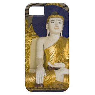 Shwedagon Pagoda (Paya), large temple site that 3 iPhone 5 Cases