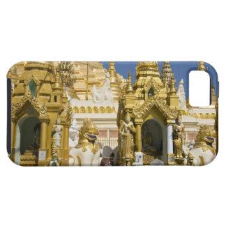 Shwedagon Pagoda (Paya), large temple site that iPhone 5 Cover