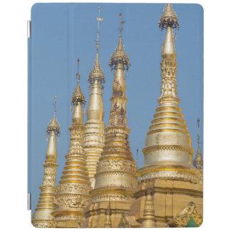 Shwedagon Pagoda Spires iPad Cover