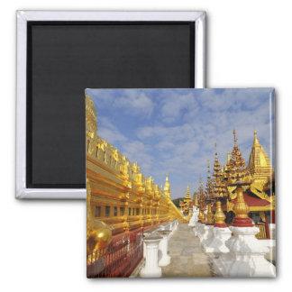 Shwezigon Pagoda complex in Bagan (Pagan), Magnet