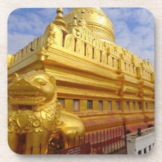 Shwezigon Pagoda in Bagan, Bagan (Pagan), Coaster