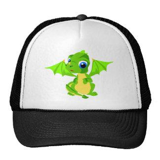 Shy Baby Dragon Cap