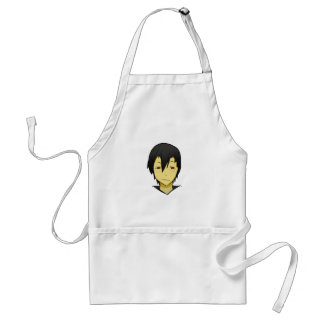 Shy but loving Anime character! Standard Apron