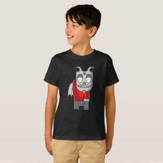 Shy Devil Illustration T-Shirt
