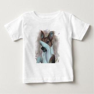 Shy doggy t-shirt