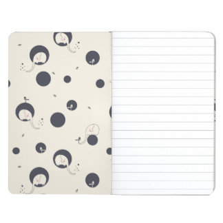 Shy Elephant Pattern Journal