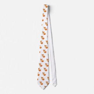 Shy Fox Tie