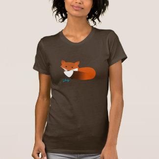 Shy Foxy Fox T-Shirt