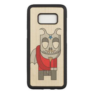 Shy Little Devil Carved Samsung Galaxy S8 Case