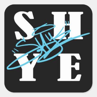 Shye Graffiti Sticker