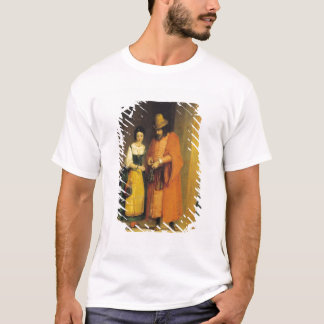Shylock and Jessica from 'The Merchant of Venice', T-Shirt