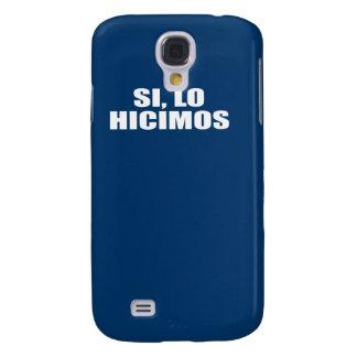 SI LO HICIMOS GALAXY S4 COVER